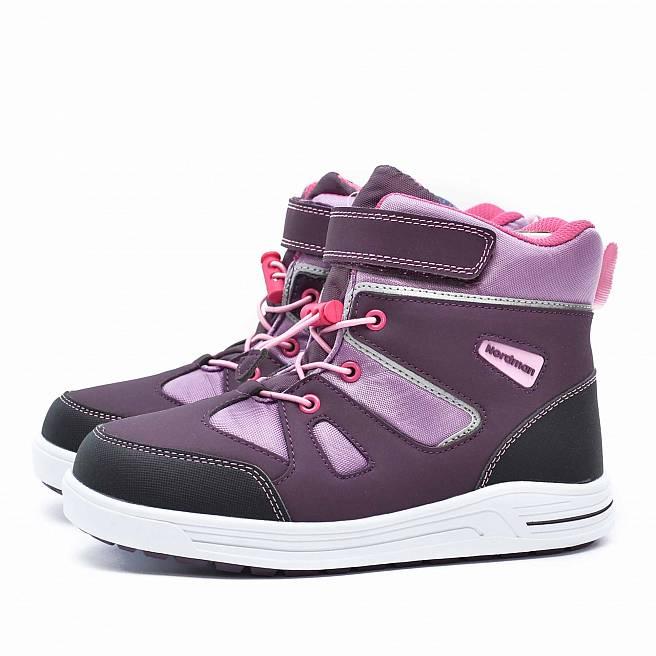 Детские демисезонные ботинки Nordman Go