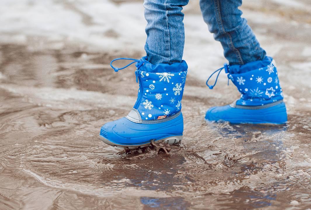 Детские демисезонные ботинки Nordman Little One