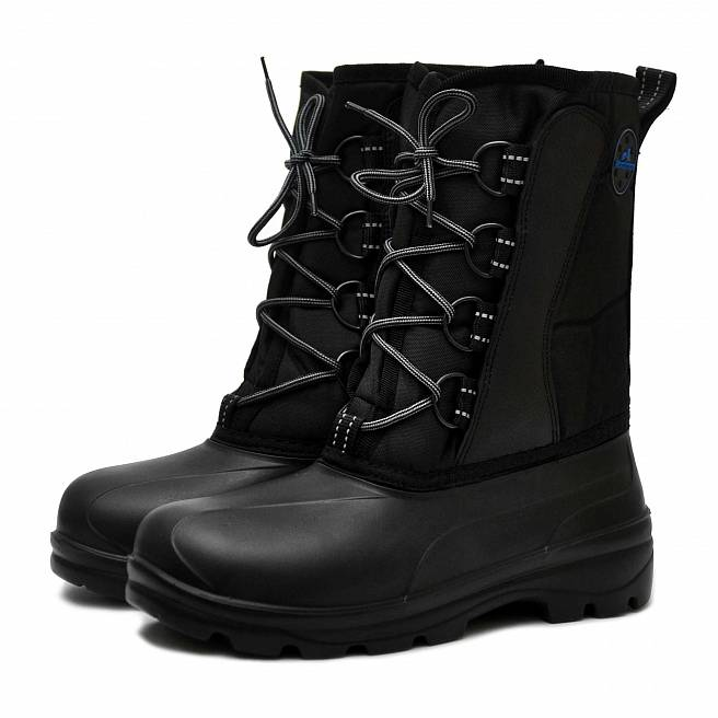 Сноубутсы мужские Nordman Comfort утепленные из ЭВА на шнурках – купить за 1590 руб. | арт. 5-053-D01