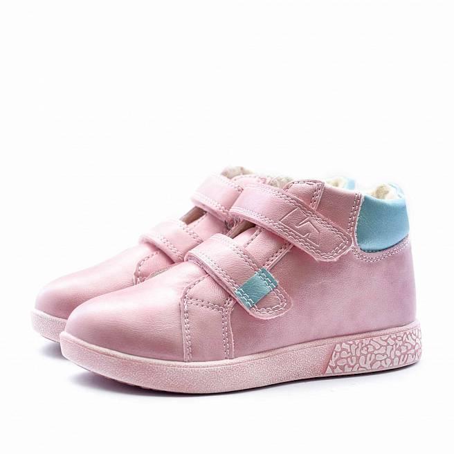 Ботинки демисезонные Nordman Go розовые