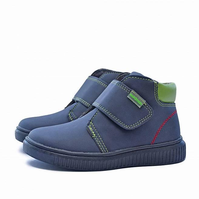 Ботинки демисезонные Nordman Go синие