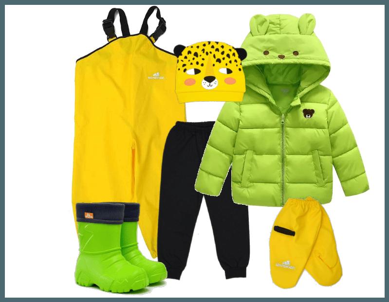 Водонепроницаемый полукомбинезон Nordman без подклада универсален. Его можно надевать как на утеплённую верхнюю одежду при околонулевых температурах, так и поверх летней лёгкой одежды для прогулок в дождливую тёплую погоду.